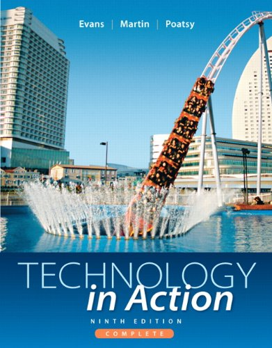 9780132838733: Technology In Action, Complete (9th Edition)