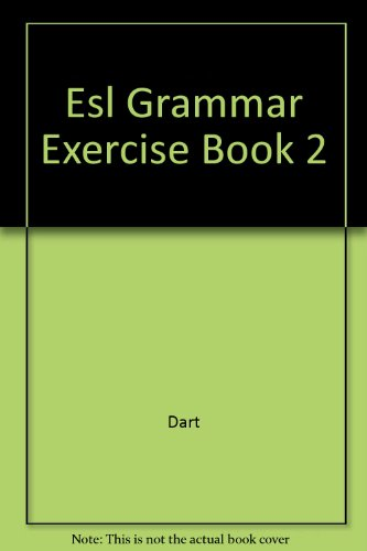 9780132839044: Esl Grammar Exercise Book 2