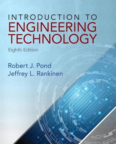 9780132840118: Introduction to Engineering Technology (8th Edition)