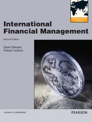 9780132842983: International Financial Management:International Edition