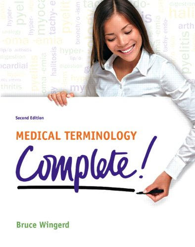 9780132843225: Medical Terminology Complete! (2nd Edition)