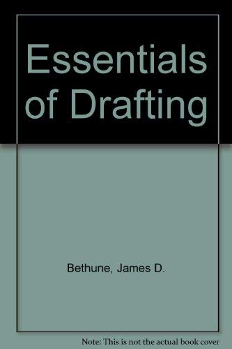 9780132844307: Essentials of Drafting