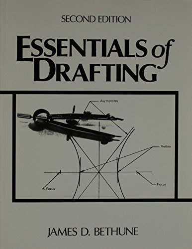 9780132844567: Essentials of Drafting (2nd Edition)