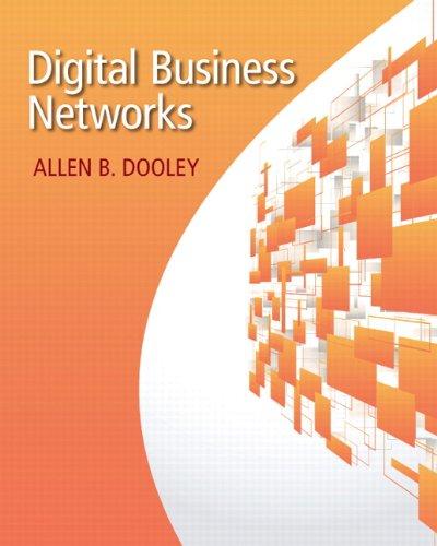 9780132846912: Digital Business Networks