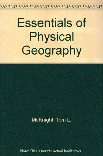 9780132849104: Essentials of Physical Geography