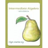 Intermediate Algebra: Martin-Gay, Elayn