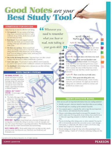 9780132850674: Success Tips: Good Notes Are Your Best Study Tool