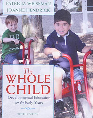 9780132853422: The Whole Child: Developmental Education for the Early Years (10th Edition)