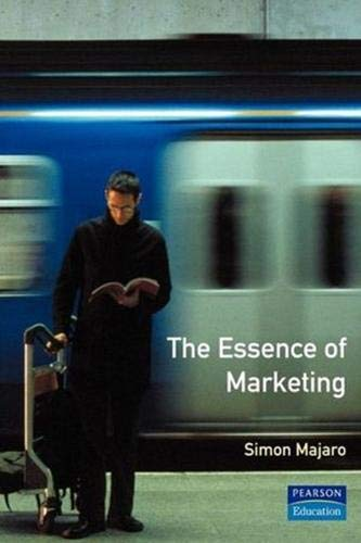 9780132853545: The Essence of Marketing (Essence of Management Series)