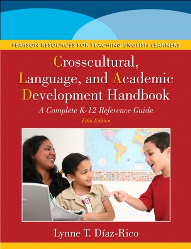 9780132855204: The Crosscultural, Language, and Academic Development Handbook: A Complete K-12 Reference Guide (5th Edition)