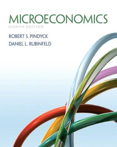 9780132857123: Microeconomics (The Pearson Series in Economics)