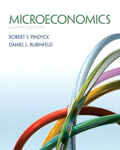 9780132857123: Microeconomics (8th Edition) (The Pearson Series in Economics)