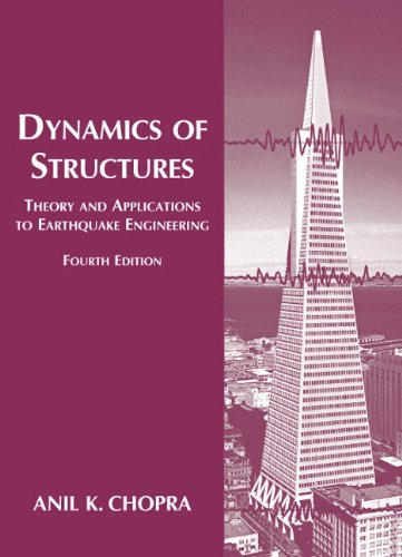9780132858038: Dynamics of Structures (Prentice-Hall International Series in Civil Engineering and Engineering Mechanics)