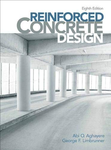 Reinforced Concrete Design (8th Edition): Limbrunner, George F.