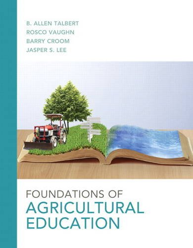 9780132859608: Foundations of Agricultural Education