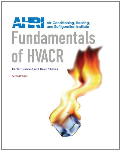 9780132859615: Fundamentals of HVACR (2nd Edition)