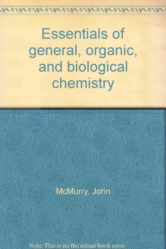 9780132860970: Essentials of general, organic, and biological chemistry