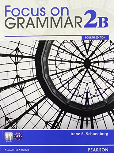 9780132861793: Focus on Grammar 2B Student Book and Focus on Grammar 2B Workbook Pack (4th Edition)