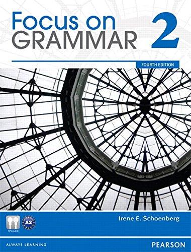 9780132861809: Value Pack: Focus on Grammar 2 Student Book and Workbook