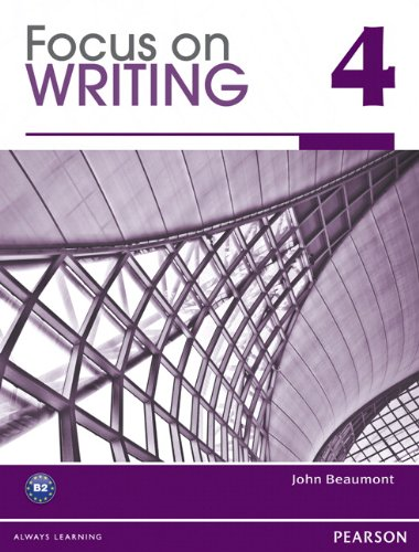 9780132862059: Focus on Writing 4 with Proofwriter (TM)