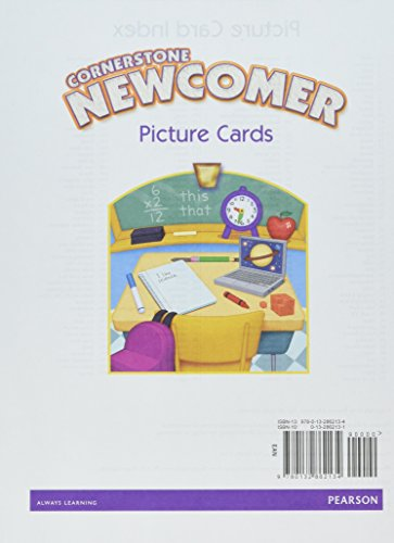 9780132862134: PICTURE CARDS CS NEWCOMR
