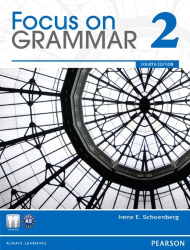 9780132862233: Value Pack: Focus on Grammar 2 Student Book with MyEnglishLab and Workbook (4th Edition)