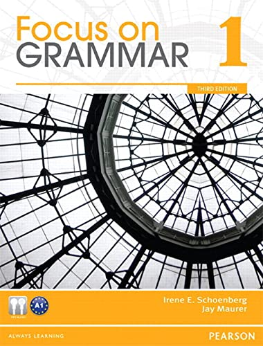 9780132862264: Value Pack: Focus on Grammar 1 Student Book and Workbook