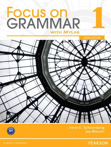 9780132862271: Value Pack: Focus on Grammar 1 Student Book with MyLab English and Workbook (3rd Edition)