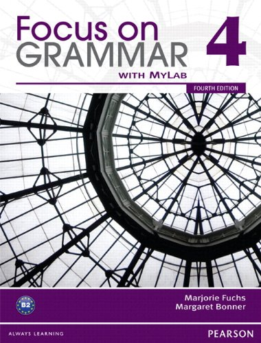 9780132862363: Value Pack: Focus on Grammar 4 Student Book with MyEnglishLab and Workbook (4th Edition)