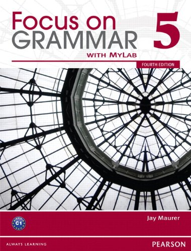 9780132862431: Value Pack: Focus on Grammar 5 Student Book with MyEnglishLab and Workbook