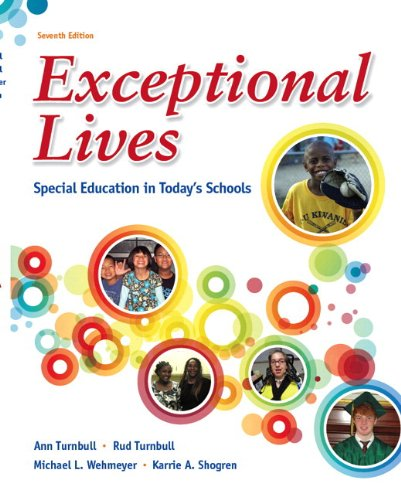 9780132862585: Exceptional Lives: Special Education in Today's Schools Plus MyEducationLab with Pearson eText -- Access Card Package (7th Edition)