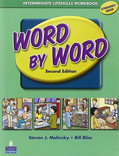 9780132862967: Word by Word Intermediate Lifeskills Workbook