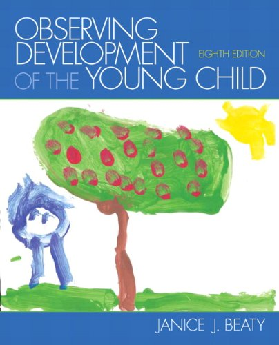 9780132867566: Observing Development of the Young Child (8th Edition)