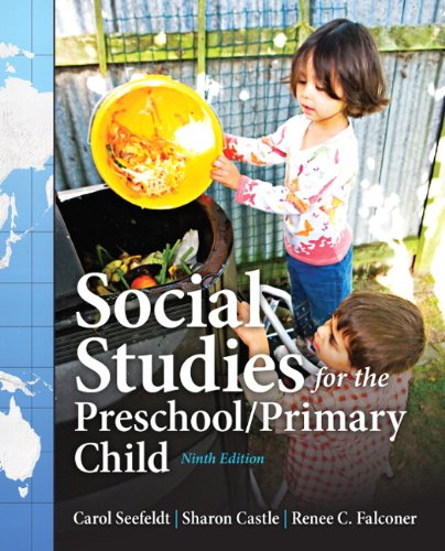 9780132867986: Social Studies for the Preschool/Primary Child