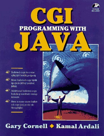 9780132870795: CGI Programming with Java