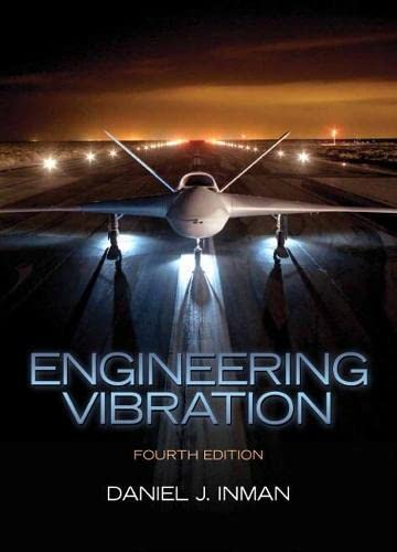 9780132871693: Engineering Vibration (4th Edition)