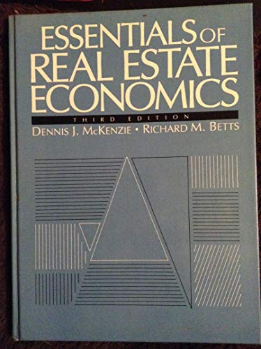 9780132877237: Essentials of Real Estate Economics (California Real Estate License Preparation)