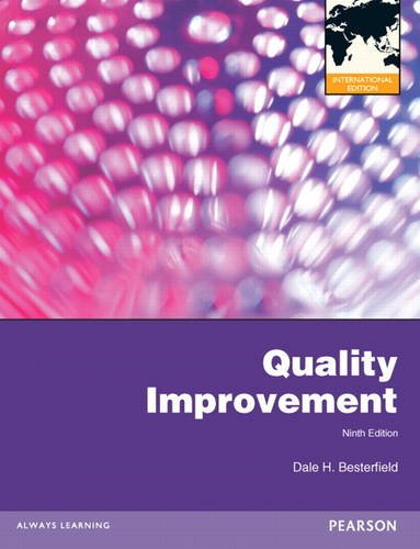 9780132877671: Quality Improvement
