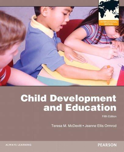 9780132877992: Child Development and Education