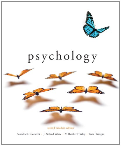 9780132881005: Psychology, Second Canadian Edition with MyPsychLab (2nd Edition)