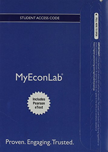 9780132881111: NEW MyEconLab with Pearson eText -- Access Card -- for International Economics: Theory and Policy (MyEconLab (Access Codes))