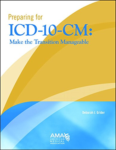 9780132881340: Preparing for the ICD-10: Make the Transition Manageable