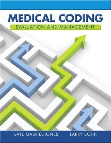 9780132881562: Medical Coding Evaluation and Management