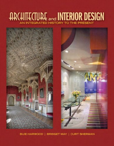 9780132885881: Architecture and Interior Design: An Integrated History to the Present Plus MyInteriorDesignKit with Pearson eText -- Access Card Package