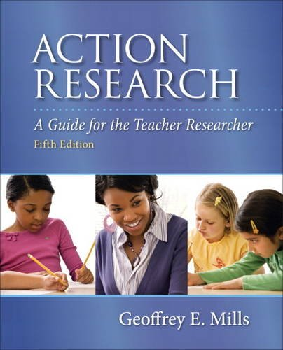 9780132887762: Action Research: A Guide for the Teacher Researcher