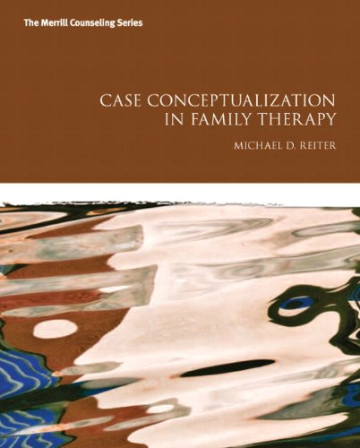 9780132889070: Case Conceptualization in Family Therapy