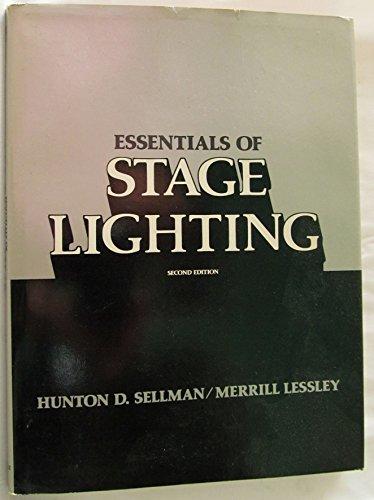 9780132892490: Essentials of Stage Lighting