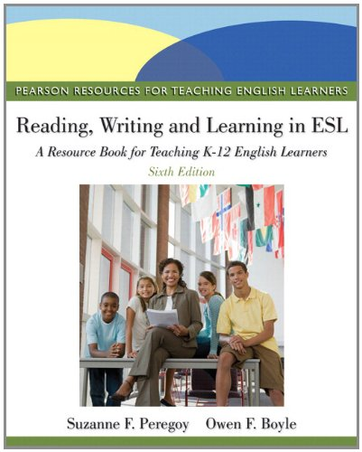 9780132892971: Reading, Writing, and Learning in ESL: A Resource Book, Student Value Edition (6th Edition)