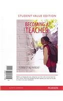 9780132893022: Becoming a Teacher, Student Value Edition (9th Edition)