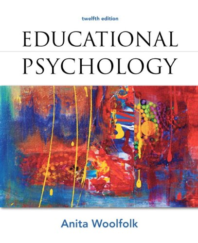 9780132893589: Educational Psychology Plus MyEducationLab with Pearson eText -- Access Card Package (12th Edition)